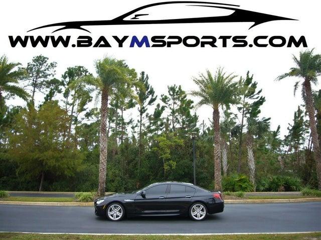 2013 BMW 6 Series 650i xDrive Gran Coupe AWD