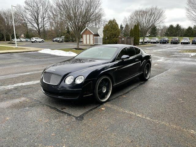 2006 Bentley Continental GT W12 AWD