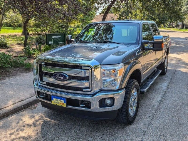 2012 Ford F-250 Super Duty XL Crew Cab 4WD