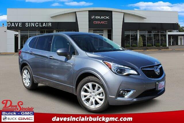 2020 Buick Envision Preferred FWD