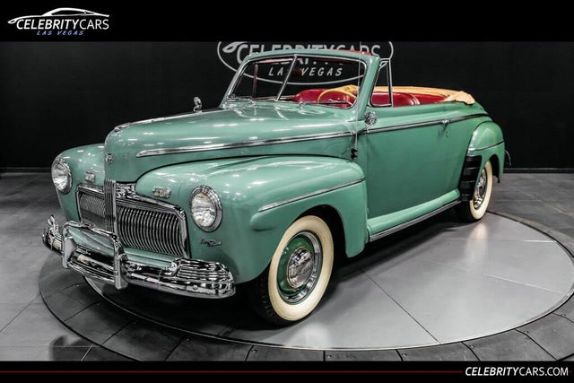 Used 1942 Ford Super Deluxe Two Door Sedan For Sale Right Now Cargurus