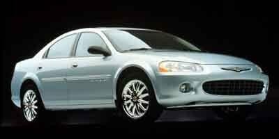 2002 Chrysler Sebring LXi Sedan FWD