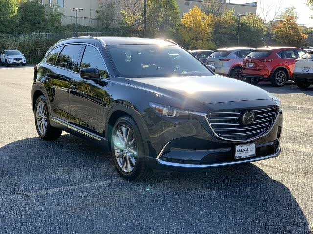 2018 Mazda CX-9 Grand Touring AWD