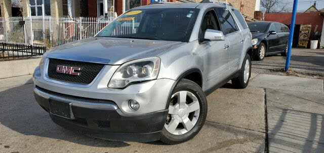 2010 GMC Acadia SLT-1 AWD