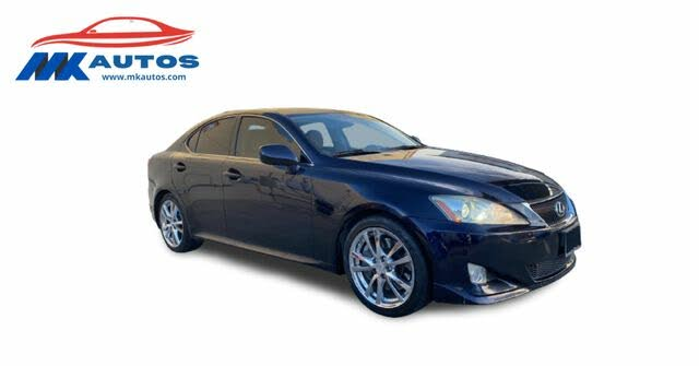 2008 Lexus IS 350 350 RWD