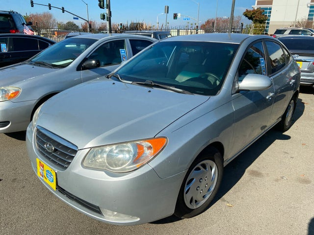 2007 Hyundai Elantra GLS Sedan FWD