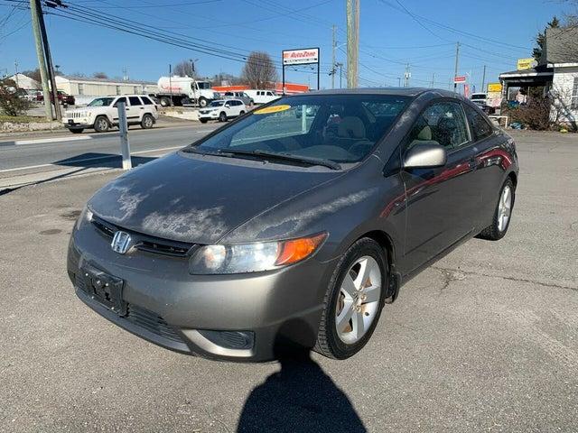 2008 Honda Civic Coupe EX