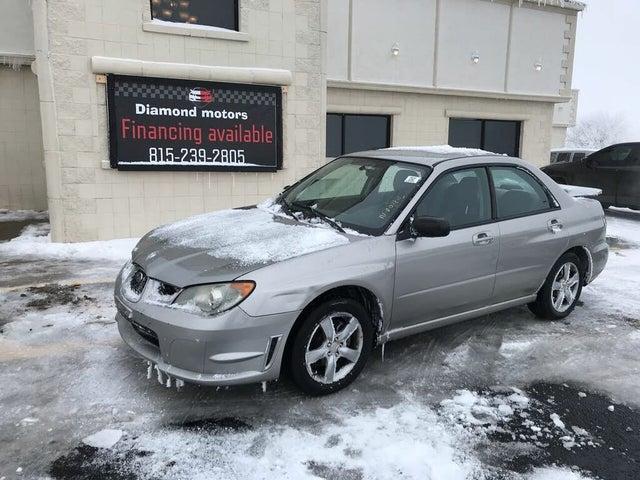 2006 Subaru Impreza 2.5i