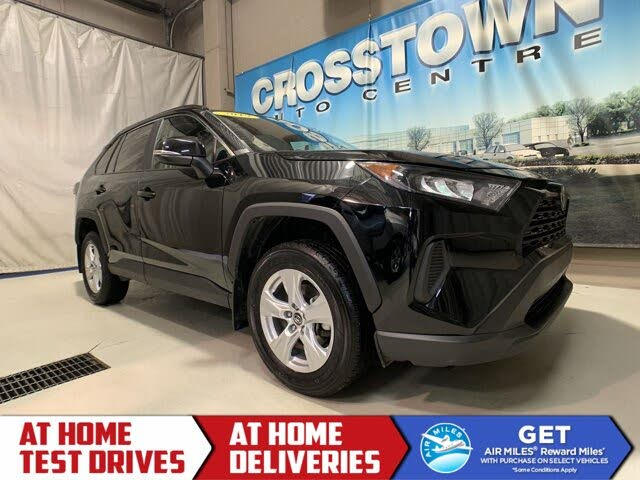 2019 Toyota RAV4 LE AWD