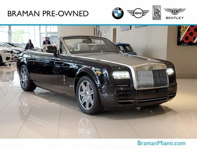 2014 Rolls-Royce Phantom Drophead Coupe Convertible
