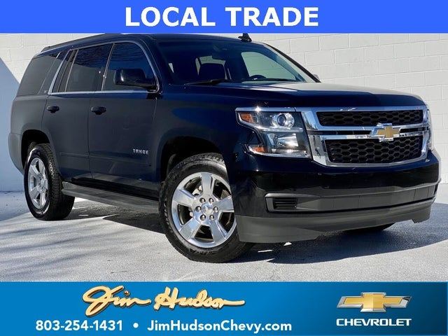 2016 Chevrolet Tahoe LS RWD