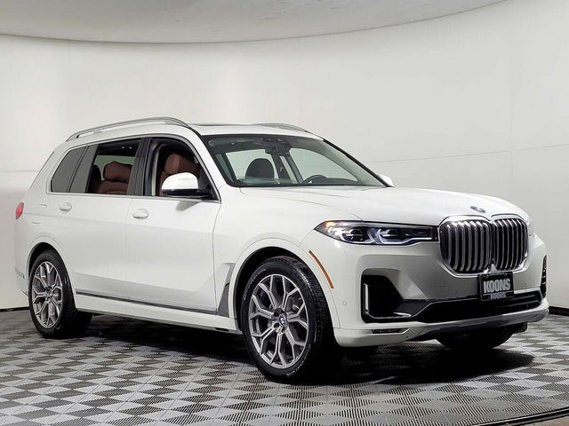 2019 BMW X7 xDrive40i AWD