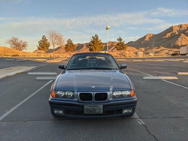 1999 BMW 3 Series 323i Convertible RWD
