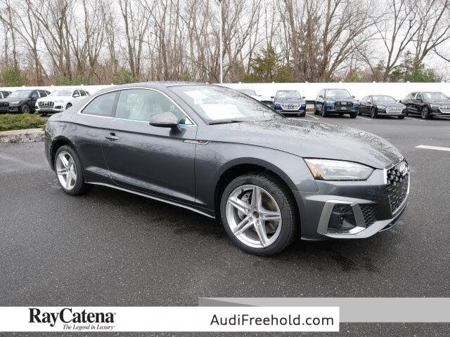 2021 Audi A5 2.0T quattro Premium Coupe AWD