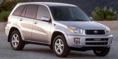 2002 Toyota RAV4 AWD