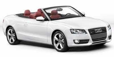2012 Audi A5 2.0T Premium Plus Cabriolet FWD