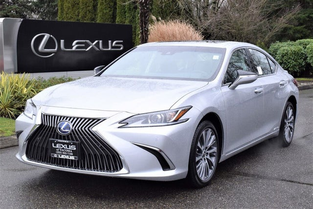 2021 Lexus ES Hybrid 300h FWD