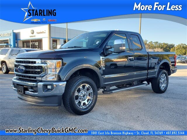 2020 Ford F-350 Super Duty Lariat SuperCab 4WD