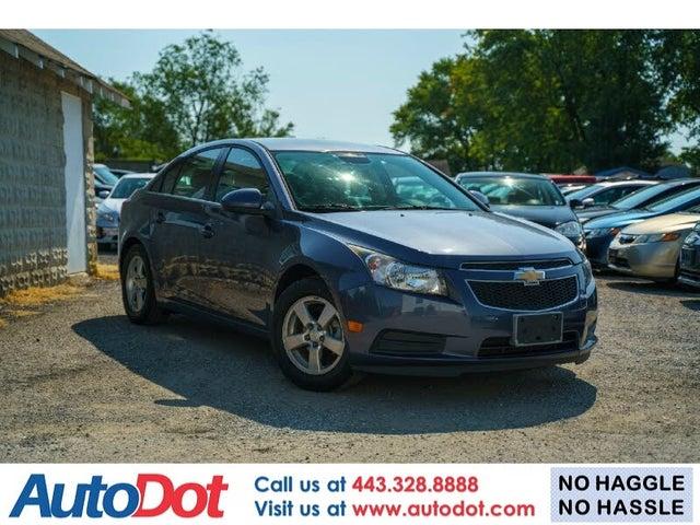 2014 Chevrolet Cruze LT Fleet Sedan FWD