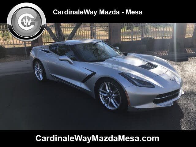 2017 Chevrolet Corvette Stingray Z51 3LT Coupe RWD