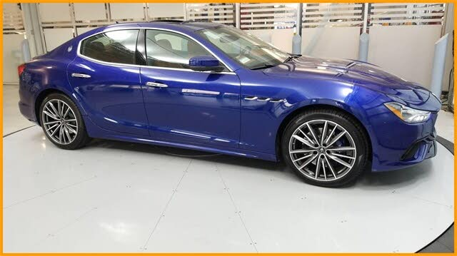 2021 Maserati Ghibli S RWD