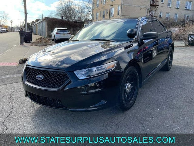 2019 Ford Taurus Police Inteceptor AWD