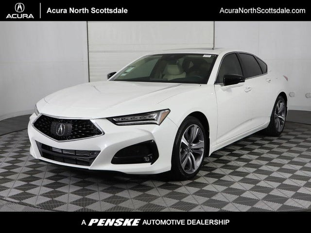 2021 Acura TLX FWD with Advance Package