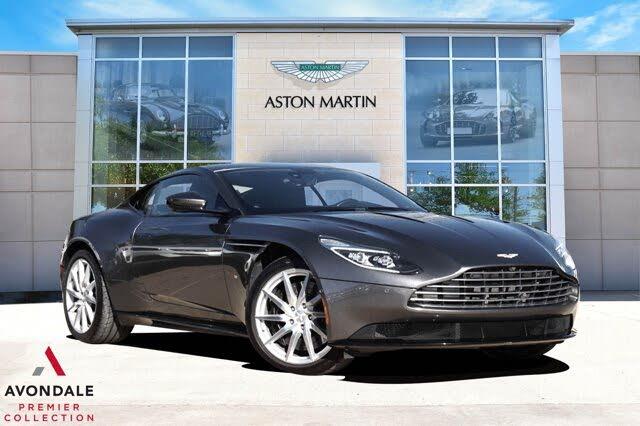 2017 Aston Martin DB11 V12 Coupe RWD