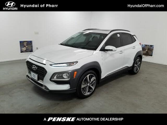 2019 Hyundai Kona Limited FWD