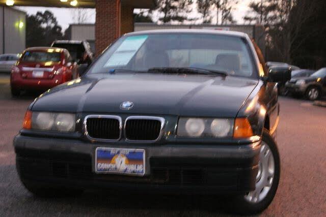 1997 BMW 3 Series 318ti Wagon RWD