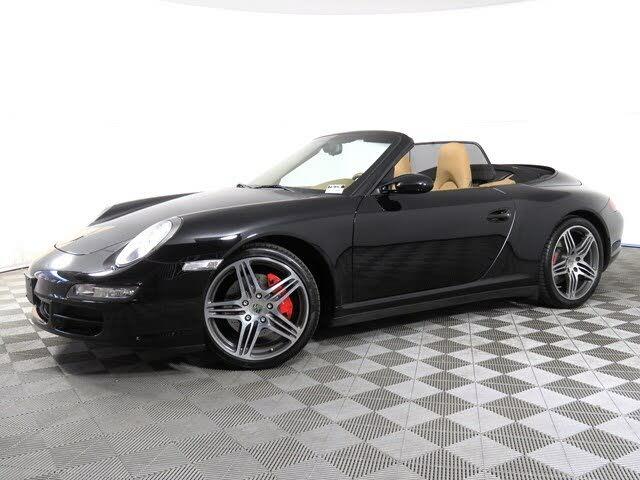 2008 Porsche 911 Carrera 4S Convertible AWD