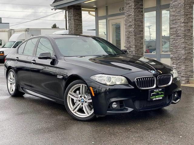 2015 BMW 5 Series 535d xDrive Sedan AWD