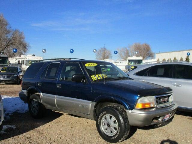 2000 GMC Jimmy 4 Dr SLT 4WD SUV