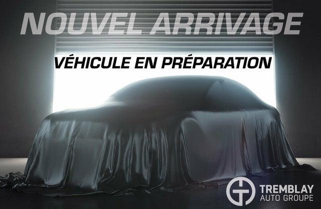 2018 Chevrolet Silverado 1500 LTZ Crew Cab 4WD