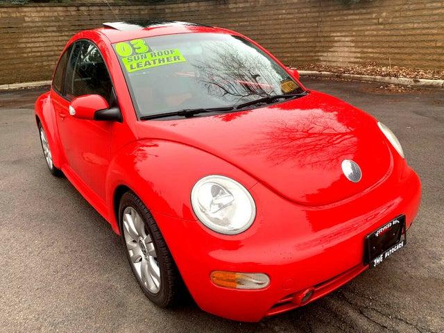 2003 Volkswagen Beetle GLS 1.8T