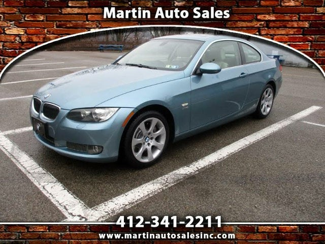 2009 BMW 3 Series 335i xDrive Coupe AWD