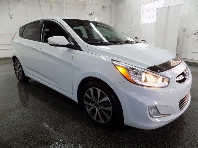 2015 Hyundai Accent GLS 4-Door Hatchback FWD