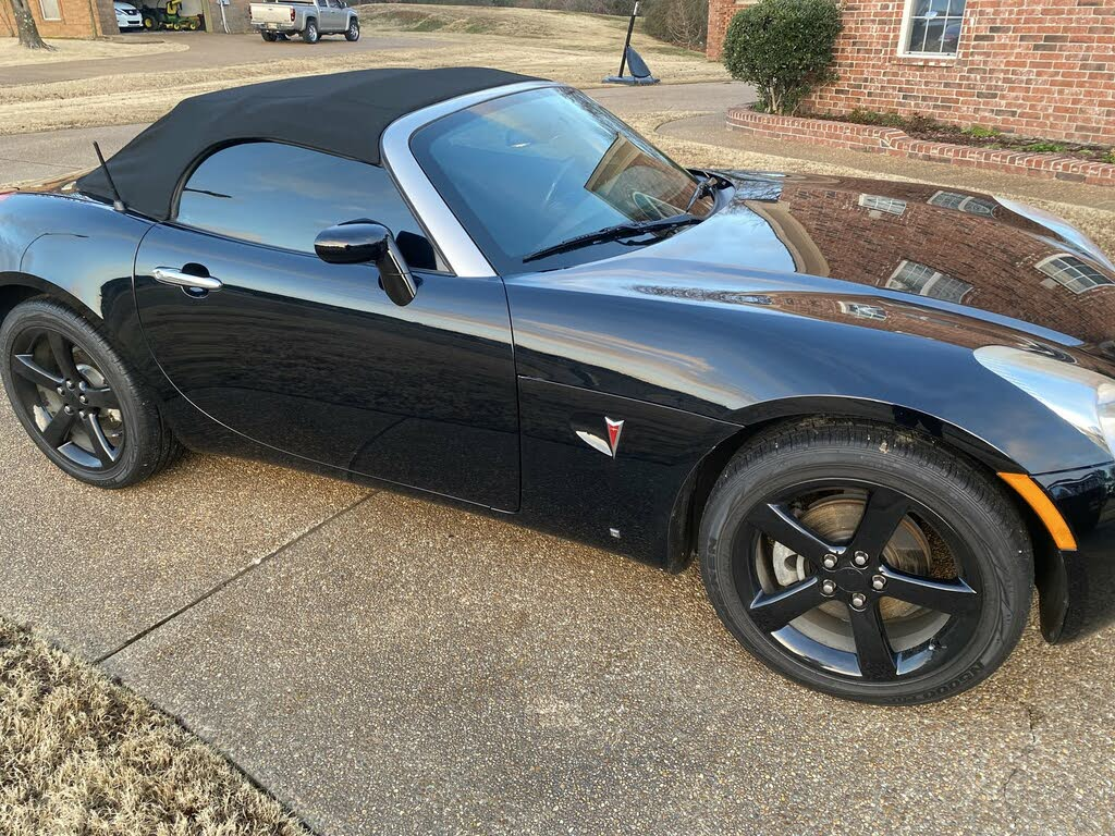 Used 2006 Pontiac Solstice For Sale With Expert Reviews Cargurus