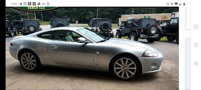 2008 Jaguar XK-Series XK Coupe RWD