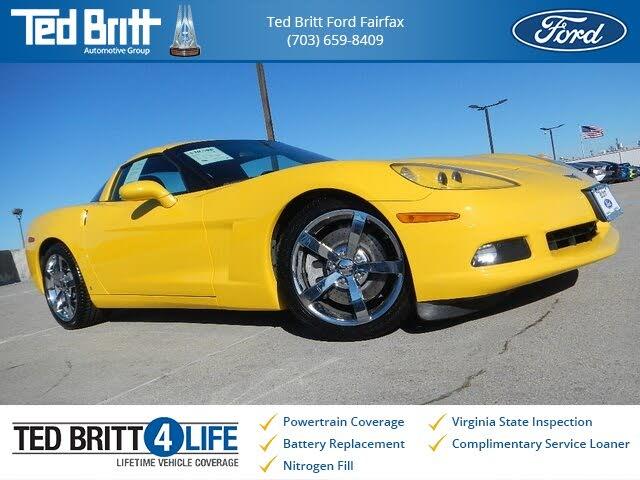 2009 Chevrolet Corvette 1LT Coupe RWD