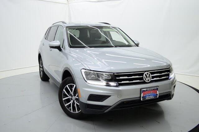 2020 Volkswagen Tiguan SE FWD