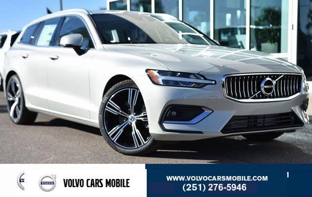 2020 Volvo V60 T5 Inscription FWD