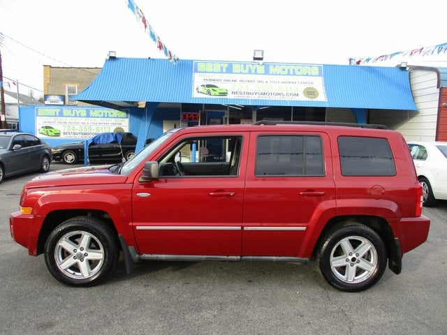 2010 Jeep Patriot Latitude 4WD