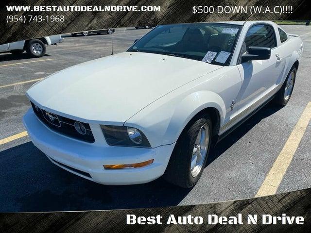 2007 Ford Mustang V6 Premium RWD