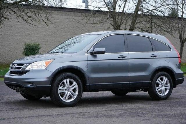 2010 Honda CR-V EX-L AWD with Navigation