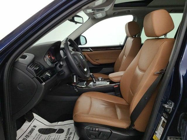 2015 BMW X3 sDrive28i RWD