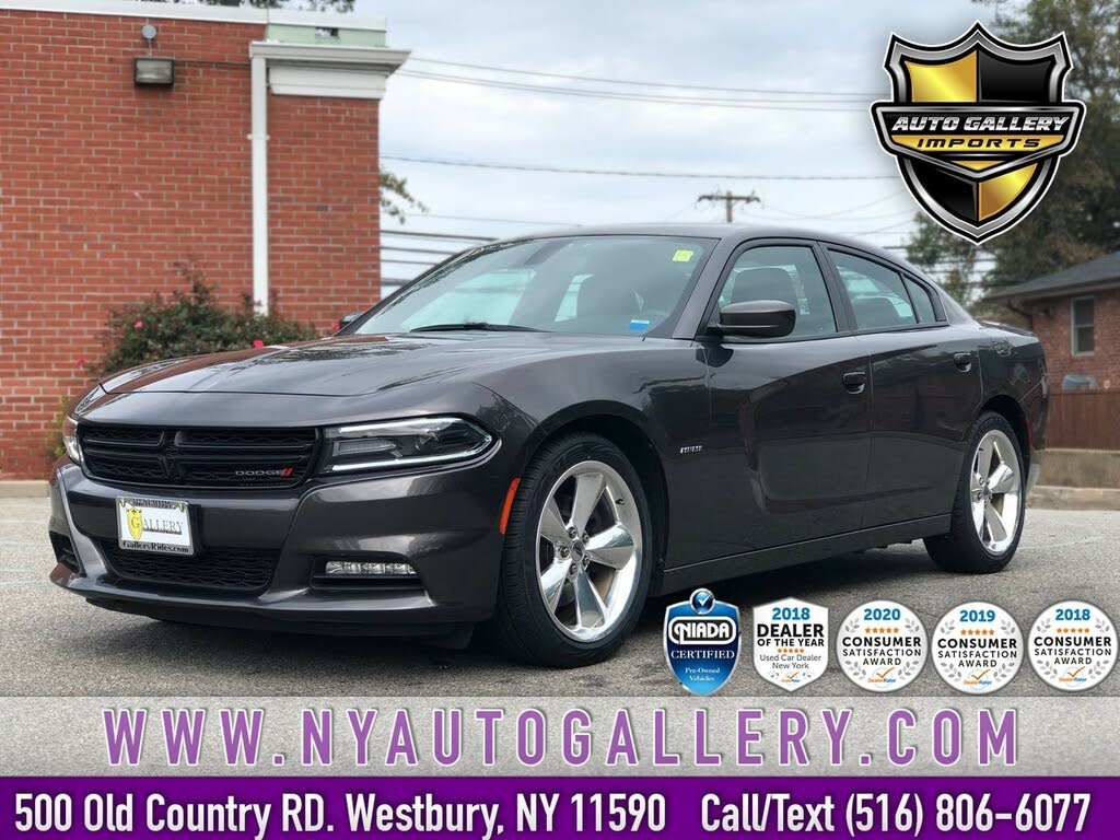 Used 2017 Dodge Charger R T Rwd For Sale Right Now Cargurus