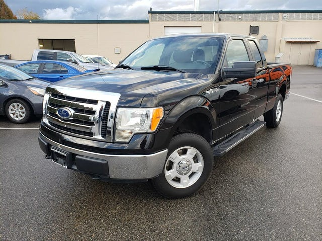 2011 Ford F-150 STX SuperCab 4WD