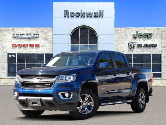 2019 Chevrolet Colorado Z71 Crew Cab 4WD
