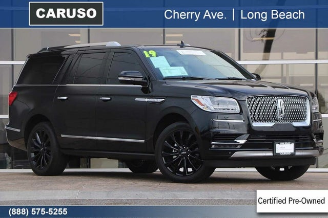 2019 Lincoln Navigator L Select 4WD